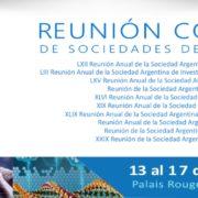 Reunion Conjunta de Sociedades de Biociencias
